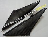 Hot Sales,Carbon Fiber Tank Side Covers Panels Fairing For Honda CBR600RR F5 2003 2004 CBR600 RR 03 04 CBR 600RR Motorbike Parts