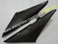 Hot Sales,Carbon Fiber Tank Side Covers Panels Fairing For Honda CBR600RR F5 2003 2004 CBR600 RR 03 04 CBR 600RR Motorbike Parts
