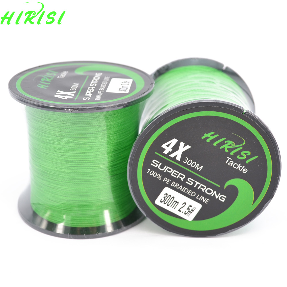 Buy 300m 330yds braided green fishing for Where to buy fishing line