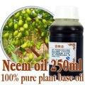 Grátis shopping100 % de óleos de base vegetal puro chinaberry óleo 250 ml óleo de nim prensado a frio matar os, Remover ácaros