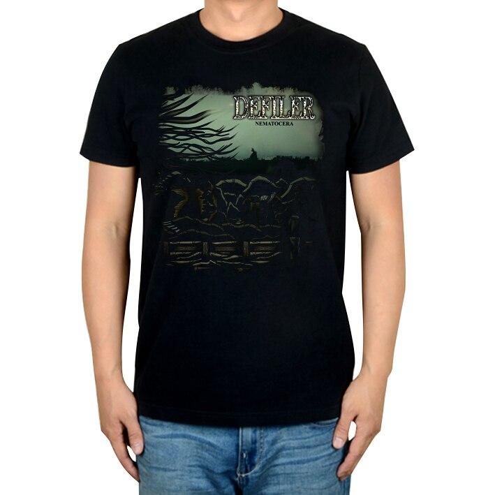 4 дизайна Летний стиль токи Сова рок брендовая футболка хлопок панк фитнес тяжелый рок готический Металл черные рубашки скейтборд - Цвет: 4