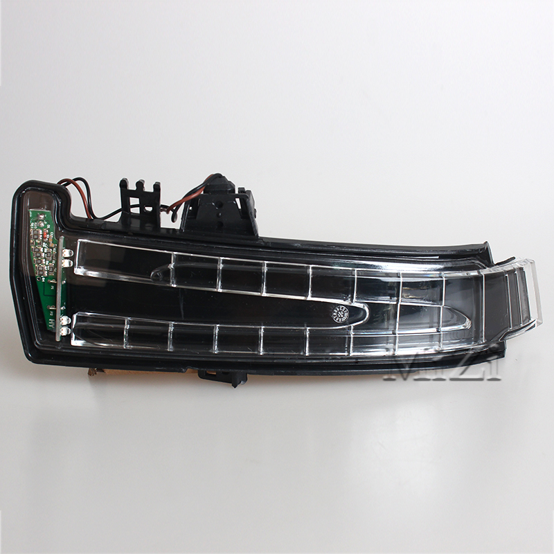 Image 2 - Car Rear View Mirror Turn Signal Light For Mercedes Benz W221 W212 W204 W176 W246 X156 C204 C117 X117 LED Indicator Blinker Lamp-in Signal Lamp from Automobiles & Motorcycles