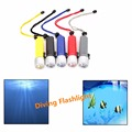 800LM High Quality Q5 LED Waterproof Underwater Dive Diving Flashlight Dive Torch Light 25 meter Lamp for Diving Lantern by 4*AA