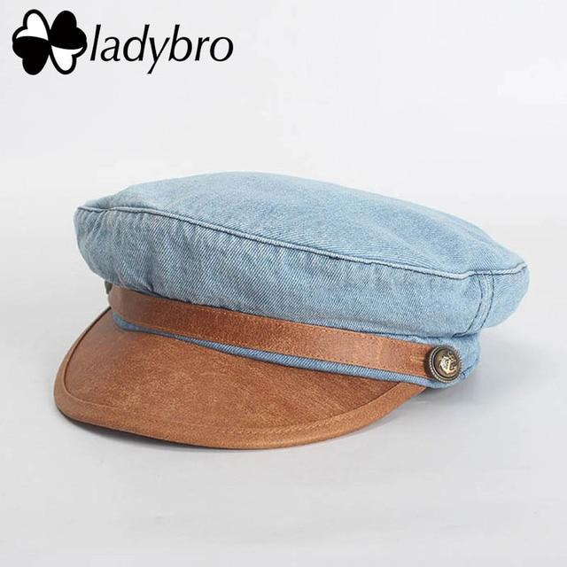 Ladybro Vintage Washed...