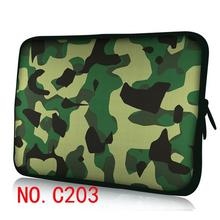 New Camouflage 11.6 13.3 14 15.6Sleeve Bag Pouch Case for Macbook Air Pro 13 15 Asus Acer