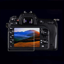 9H Tempered Glass LCD Screen Protector for Canon EOS 100D 200D Rebel SL1 SL2 Digital Camera