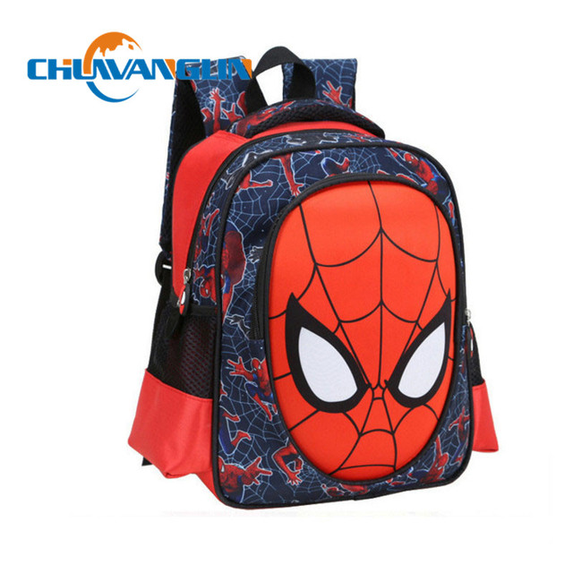 Spider-Man School Backpack For Kids