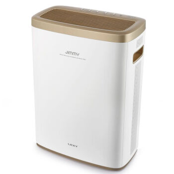 KJ303 Air Purifier In Addition To Formaldehyde PM2.5 Mute Home Champagne Gold Air Dryer