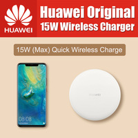 CP60 WPC QI 15W Max Original HUAWEI Quick Wireless Charger MAX Apply For iPhone Samsung Huawei Mate20 Pro RS Xiaomi