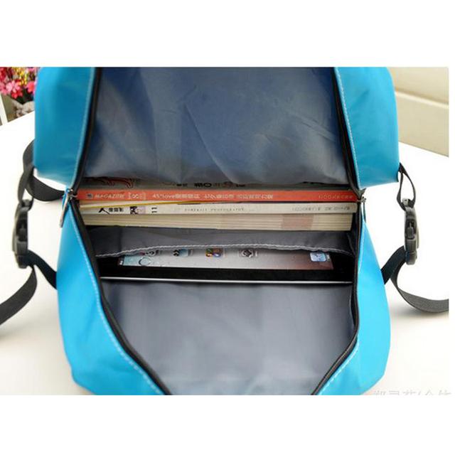 One Piece Double Shoulder Bag Backpack