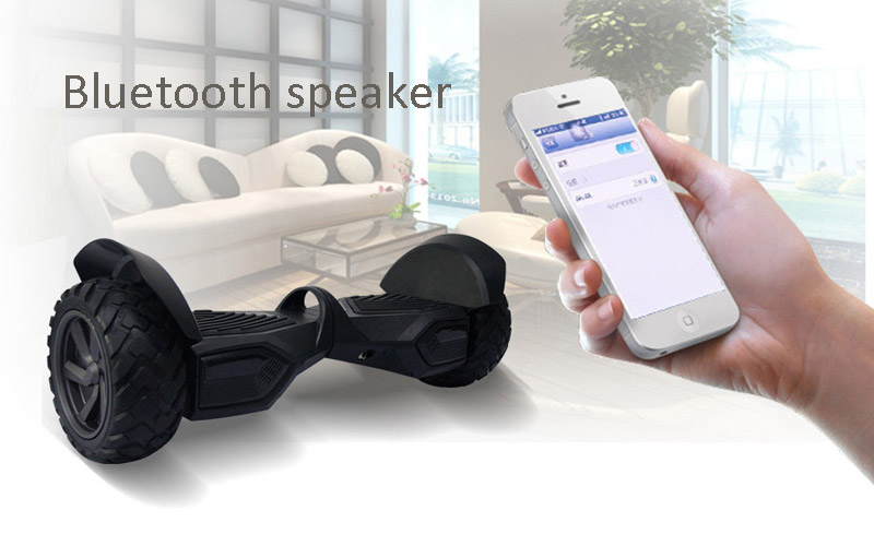 Electrico Balance Patinete Overboard Hoover Board Scooter With Bluetooth