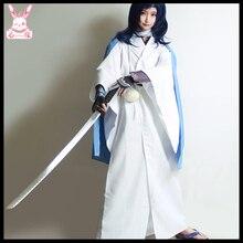 67dee8c0a4e Бесплатная доставка в наличии Touken Ranbu онлайн Cos yamatonokami yasusada  cos одежда поляризационные Косплэй костюм и кимоно п.