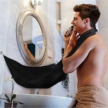 laki-laki memotong rambut pria tahan air perbaikan jenggot cukur memotong rambut apron bib kamar mandi rumah alat pembersih produk rumah tangga