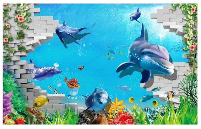 Download 4000 Wallpaper 3d Laut HD Paling Baru