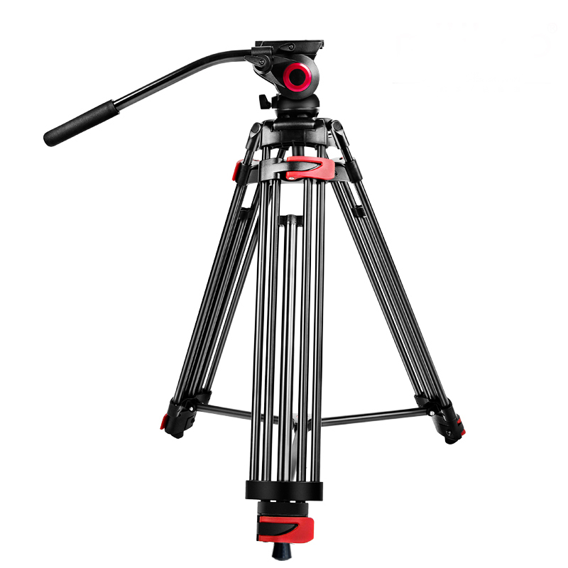 2017 New Professional Photographic Portable font b Tripod b font To Monopod with Head For Digital