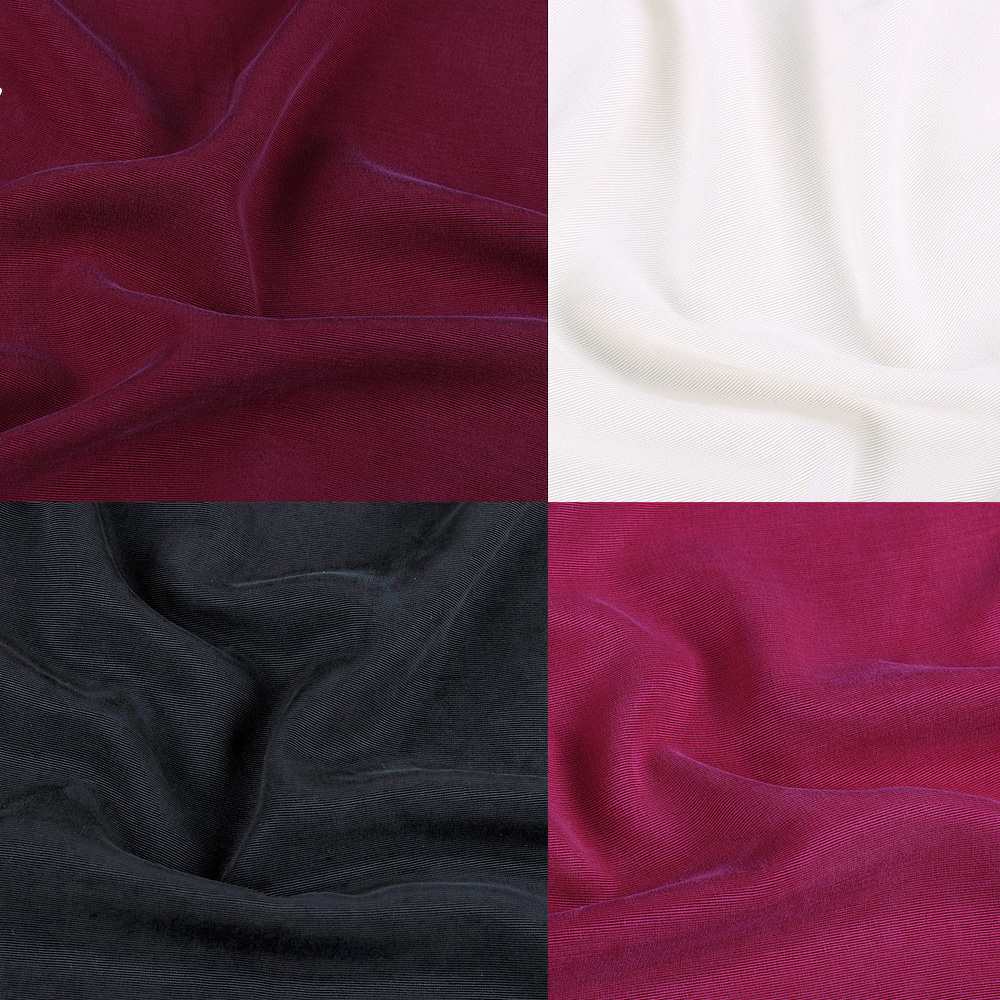 Tissu en Fiber 1.4m * 1m   Fiber naturelle, plante de tissu pour les loisirs, pantalon Harlan, chemise et jupe ans F30