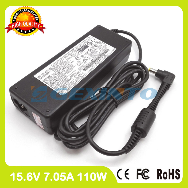 15 6V 7 05A laptop charger ac power adapter for Panasonic ToughBook CF 19 CF 19DC1AXS