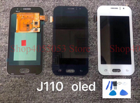 Original For Samsung Galaxy J1 Ace J110 SM J110F J110H J110FM LCD Display Touch Screen Digitizer Assembly Replacement+tool