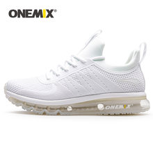 Мужские кроссовки onemix 2020 высокие удобные легкие на шнуровке