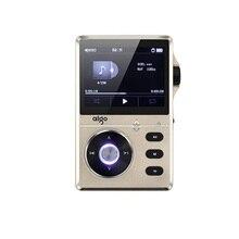 Aigo 108 MP3 Reproductor de Música Sin Pérdidas de Alta Fidelidad de Sonido de Aleación de Zinc de 2.2 Pulgadas 8 GB Reproductor de MP3 Protable