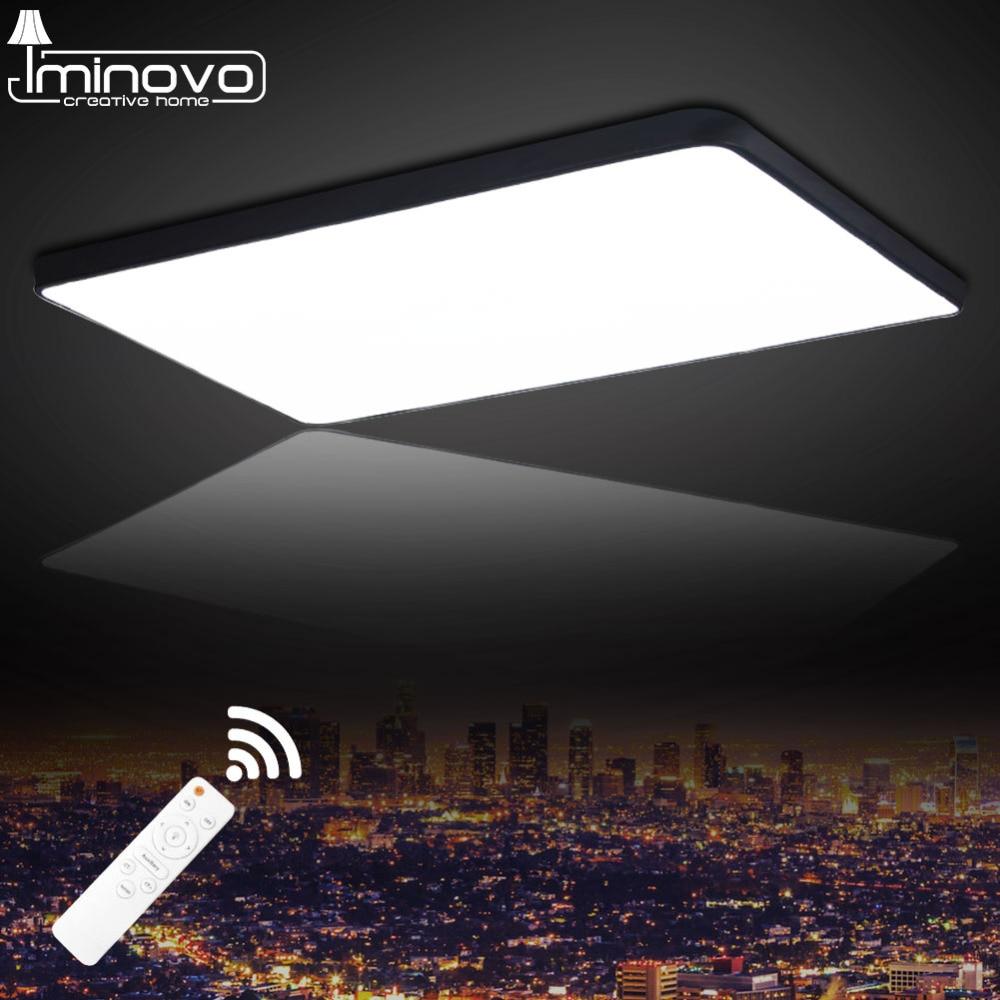 IMINOVO ultradünne 5 CM LED Mordern Einfache Deckenleuchte Lampe ...