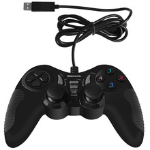 BEBONCOOL Wired Recreation Controller Gamepad Joypad Joystick for Home windows PC XP/7/eight/eight.1/10/ Vista, Android TV Field
