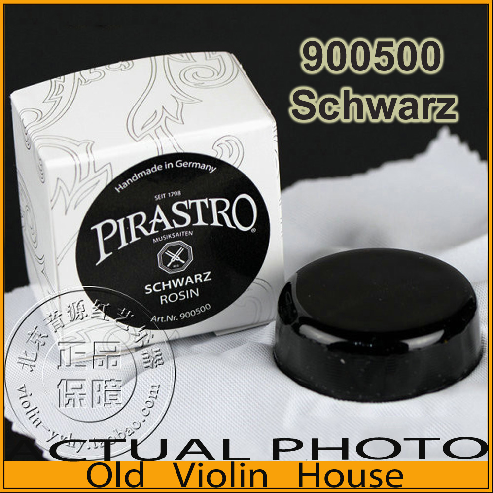 Original Pirastro Schwarz Rosin(900500) For Violin Viola Cello Rosin,Freeshipping!