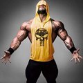 Marca ropa Culturismo ZYZZ Gimnasio Hombres Undershirt Tank Top Chaleco Stringer Oros Gorila Wear Gymshark pro combat
