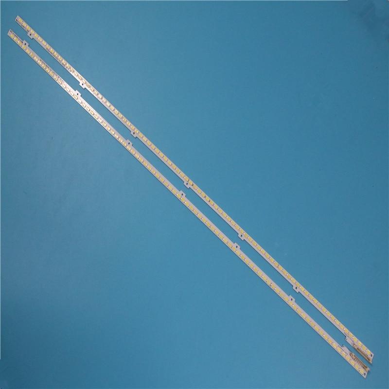 2PCS 571mm LED Backlight Lamp Strip 84leds For Samsung 46