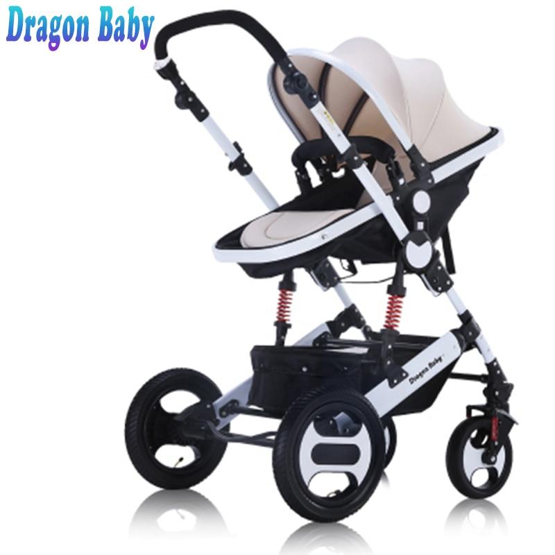 Dragon baby stroller, dragon baby 2 in 1, stroller transformer, free shipping go-kart