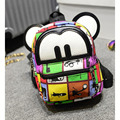 Wholesale Canvas Bag Backpack School for Teenager Girl mini shoulder bag multifunctional backpack cute mochila fashion DL1737
