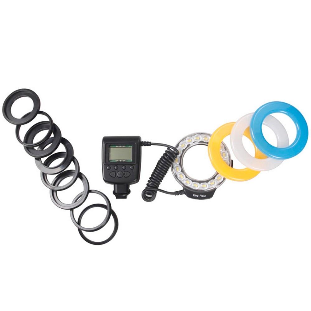 소니 Minolta 카메라에 대 한 Travor 매크로 18pcs LED 링 - 카메라 및 사진 - 사진 5