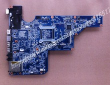 Working Perfectly Laptop Motherboard For HP G62 G62-A05SW G62-A15SW Notebook Mainboard 597674-001