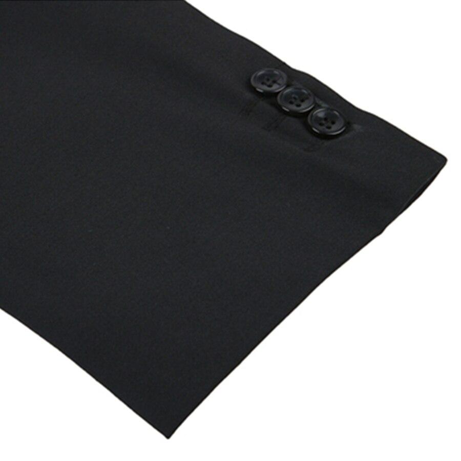 3 Travail Masculino Fit 2 Mode Terno B066 Buttons vestes Arrivée Pantalon Black navy Costumes Buttons Buttons Blazer Marque Nouvelle Tuxedo Mariage Mâle De Hommes Robe Manteau Blue Slim black UCSq6