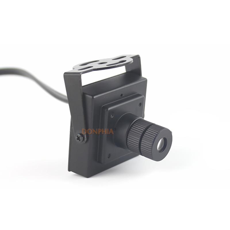 MiniTVTV kamera 900TVL minijaturna, 25 mm, objektiv velike - Sigurnost i zaštita - Foto 6