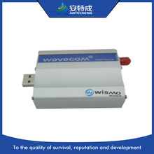 wavecom fastrack m1306b gsm/gprs modem, gsm modem module sms send device