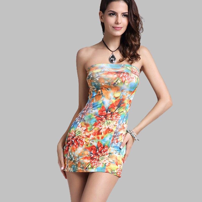 aliexpress  buy strapless sexy night club dress
