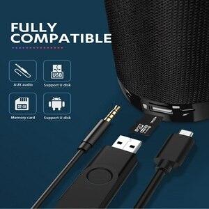 Image 5 - ポータブル Bluetooth ミニスピーカーラジオ防水ワイヤレス Bluetooth スピーカーステレオスピーカー
