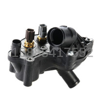 25pcs Auto cooling system thermostat housing thermostat cover Thermostat Coolant Water Outlet YU3Z8A586AH
