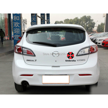 цена на Umbrella Car Stickers Car Decal Stickers for Toyota Ford Chevrolet Volkswagen Honda Hyundai Kia Lada