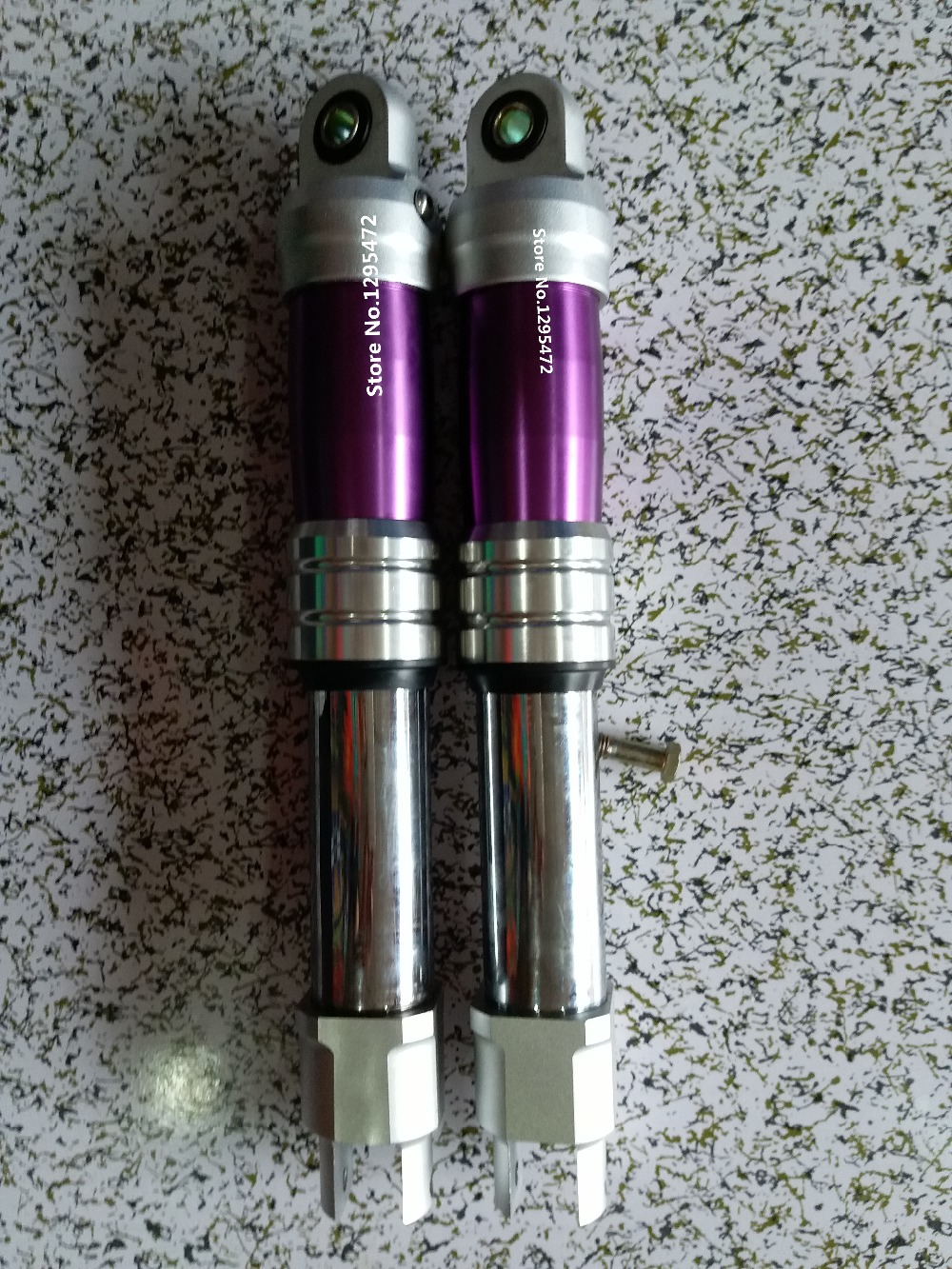 new 280mm  eye to eye  1 Pair  clevis  Rear Shock Absormotorcycle   for Honda Yamaha suzuki kawasaki  Scooter new 13 5 340mm motorcycle a pair air shocks absorber eye to eye gokart purple