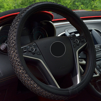 38 cm/15 ''Universele Auto Stuurhoes Anti-catch Holder Protector Stuurhoes Voor Bmw E90 Etc