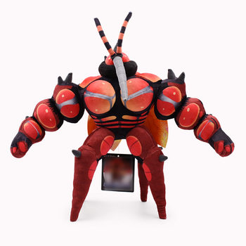 Anime Hot Toy Buzzwole Large Mosquito Animal Soft Stuffed Peluche Plush Figure Dolls Great Christmas Gift For Children New Style anime hot toy armaldo animal soft stuffed peluche plush figure dolls great christmas gift for children 2018 new style