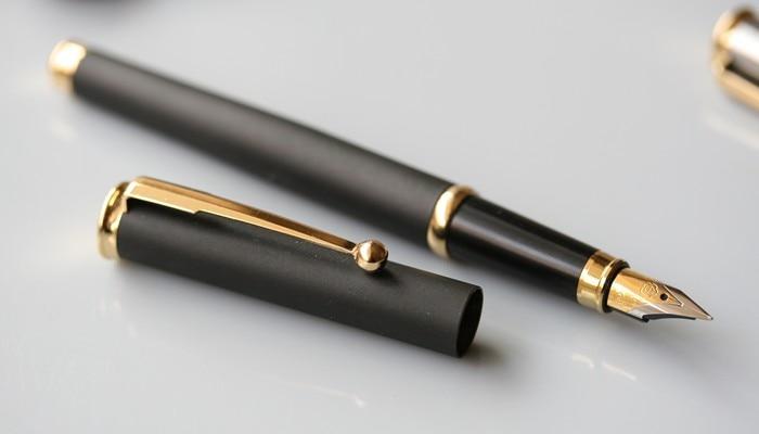 Hero 58 Iridium Fountain Pen Classical Fountain Pen with Metal Screw Converter стоимость