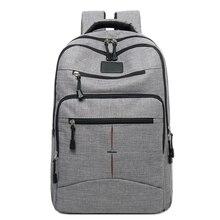 2019 Men's waterproof oxford backpack Leisure backpack travel pack sports bag man leisure laptop sports teenage boys for male