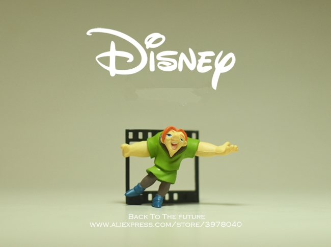 Disney The Hunchback of Notre Dame 3.5cm doll Action Figure Anime Decoration Collection Figurine Toy model for children giftDisney The Hunchback of Notre Dame 3.5cm doll Action Figure Anime Decoration Collection Figurine Toy model for children gift