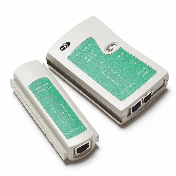 Wire Telephone Line Detector Tracker Tool kit RJ11 RJ12 RJ45 Cat5 ...