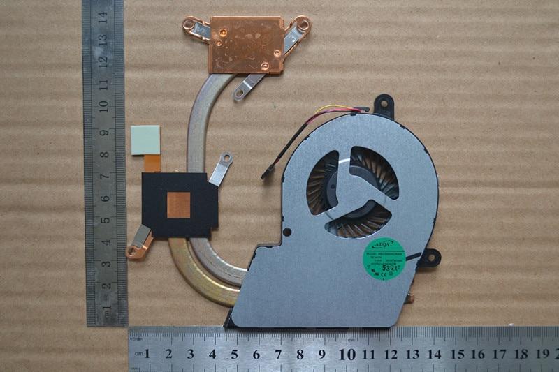 New laptop cpu cooling fan for Toshiba Satellite U900 U945 U940 with heatsink
