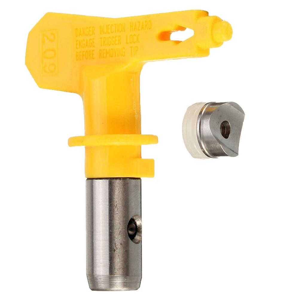 Aftermarket 5 Series Spray Piant Gun Tips 509/511/513/515/517/519/521 Airless Nozzle TIPS Sorts Of Series Parts Spray Gun Tips