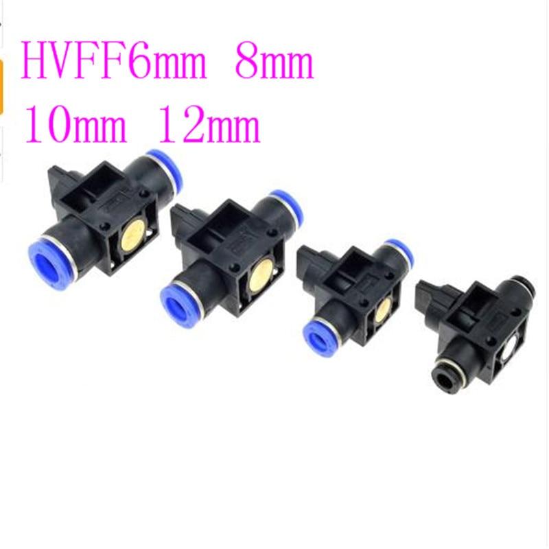 2 Way Valve HVFF 08 8mm//8mm